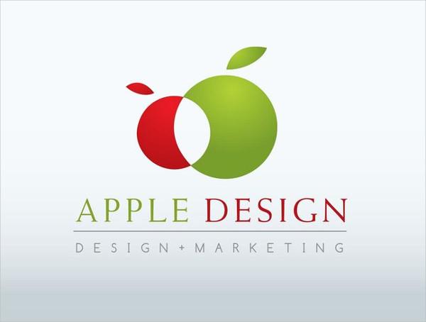 Free Apple Logo Design