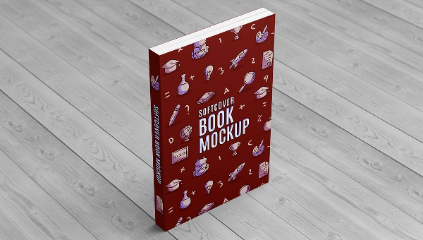 Book Cover Design Using Gimp : Free book mockup templates psd ai eps format download