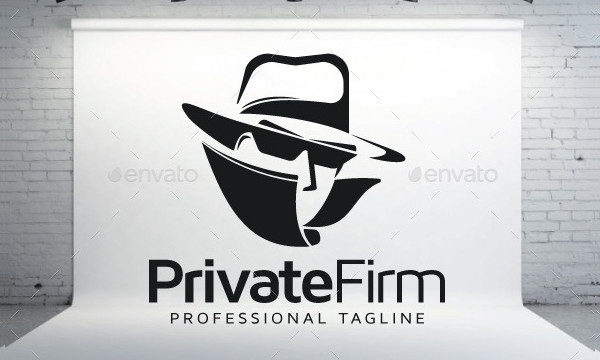 Private Firm Logo Template