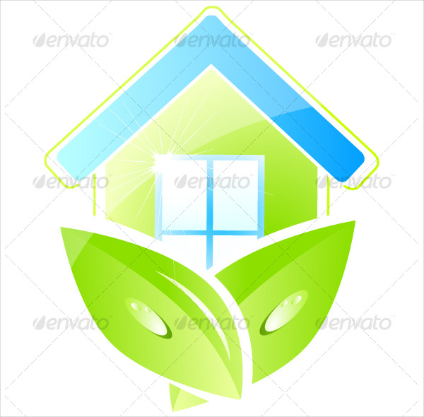 Green Building Icons