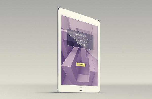 Tablet & iPad Mock-Up Set