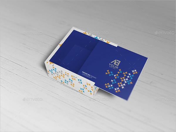 Jewelry Branding Package Box Mockups