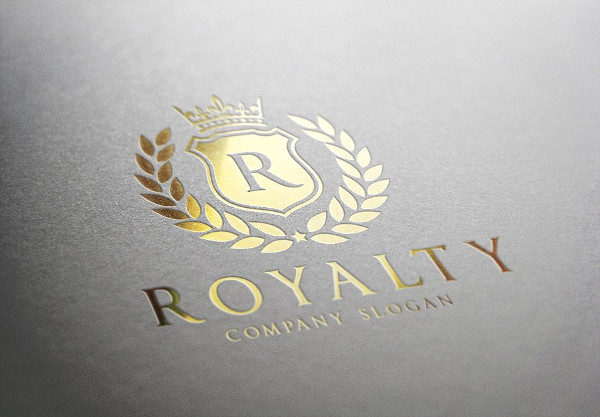 Attractive Royalty Logo Template