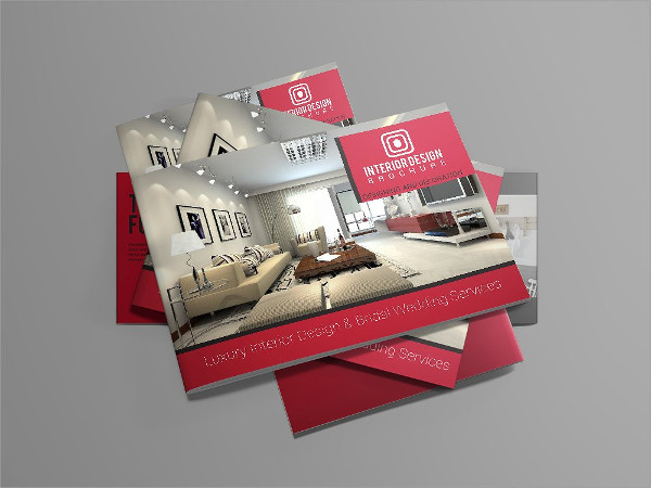 Multipurpose Horizontal Luxury Brochure