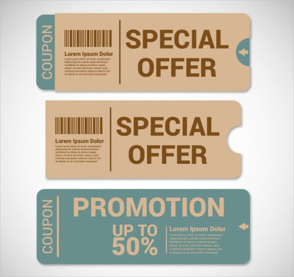 Offer Coupon Templates Free