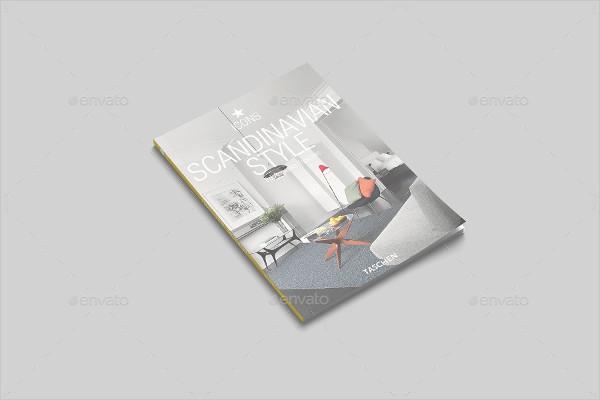 Popular Magazine PSD Mockup