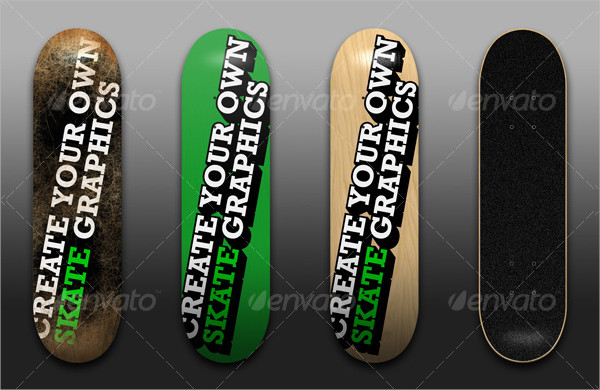 29 skateboard design templates free premium download