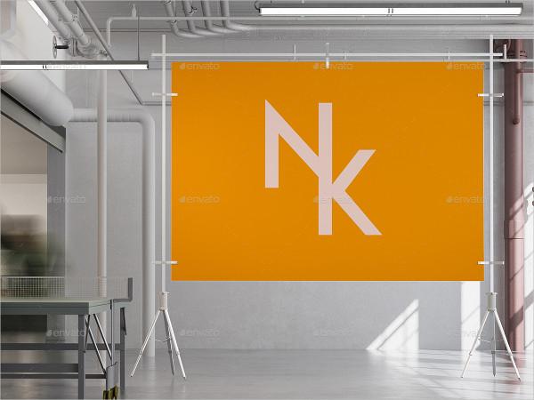 Poster & Office Branding Mockup