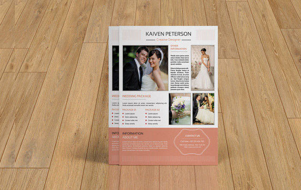 Print Ready Photography Flyer Template