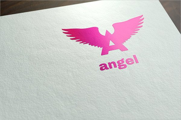 Professional Angel Logo Template