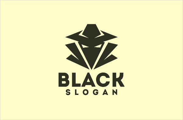 Professional Detective Logo Template