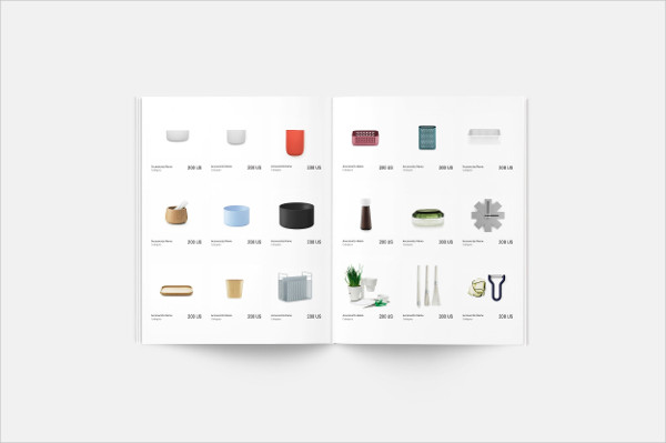 Professional Product Catalog Template
