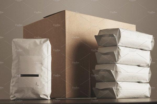 Retail Packaging Coffee & Tea Business