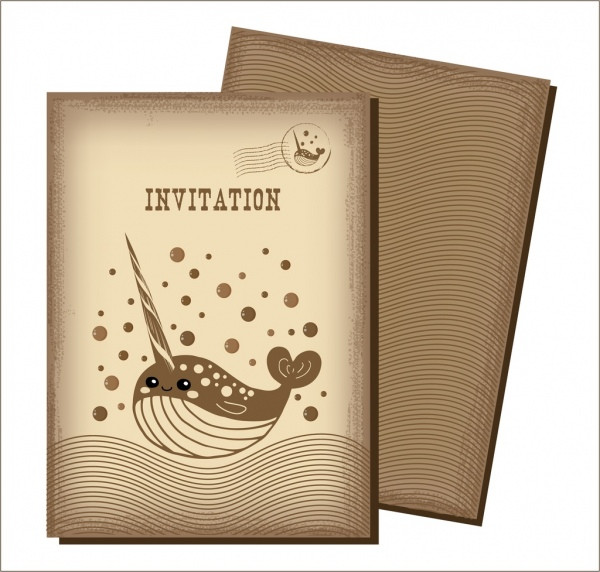 Invitation Card for Business Partners Free