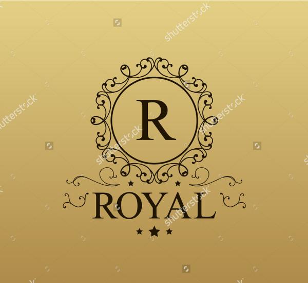 Vintage Royal Logo Vector Design