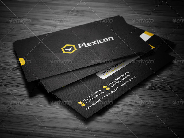 Stylish Smart Business Card