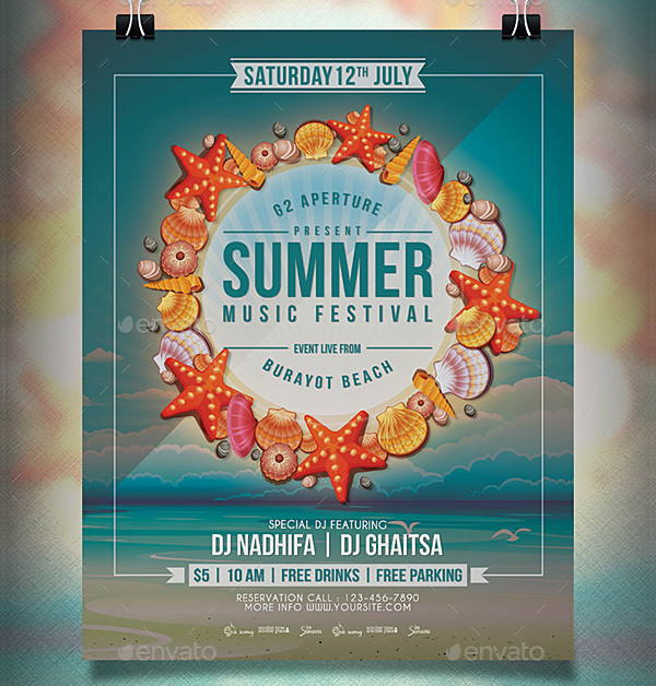 23 event flyer templates free psd ai eps vector format download summer event flyer template maxwellsz