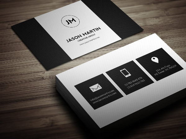 Super Metro Business Card Template