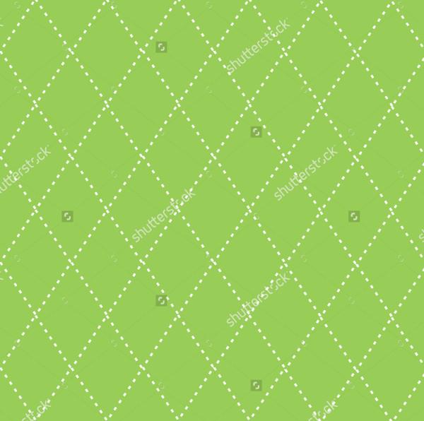 Decorative Diamond Shaped Pattern