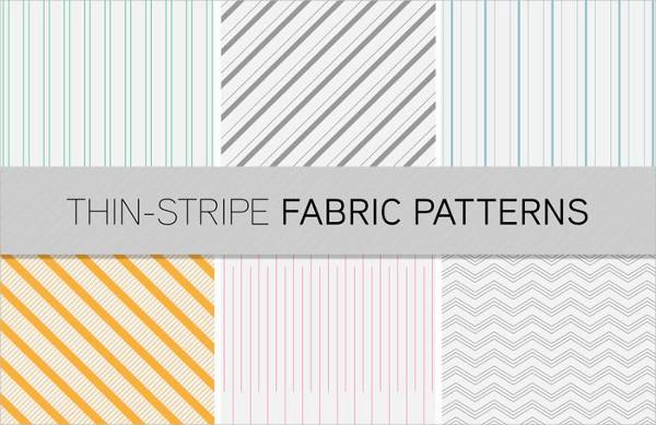 Thin Stripe Vector Patterns Free