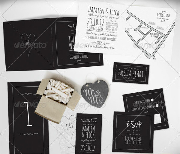 Ultimate 8 Wedding Stationery Sets