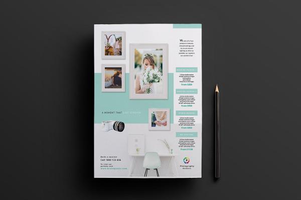 Unique Wedding Planning Service Flyer