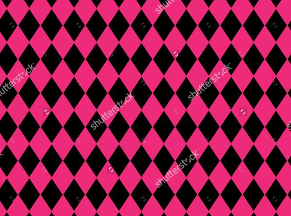 Classic Diamonds Pattern Background