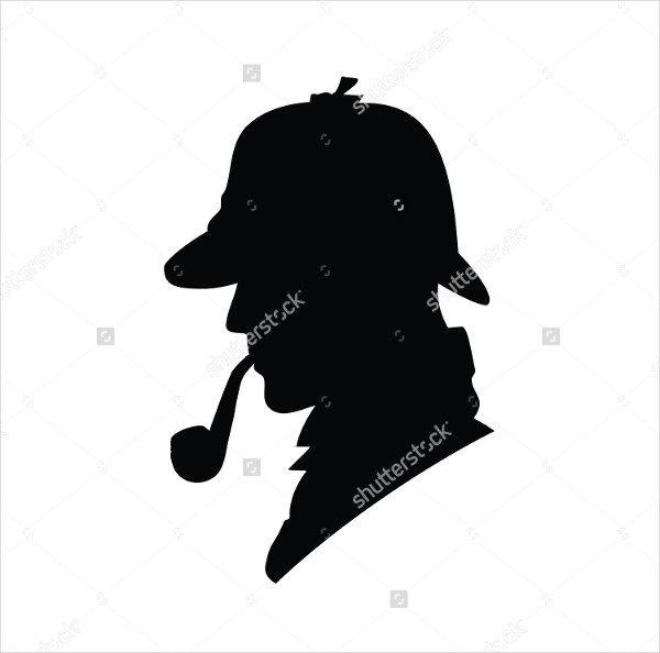 Vector Detective Logo Template