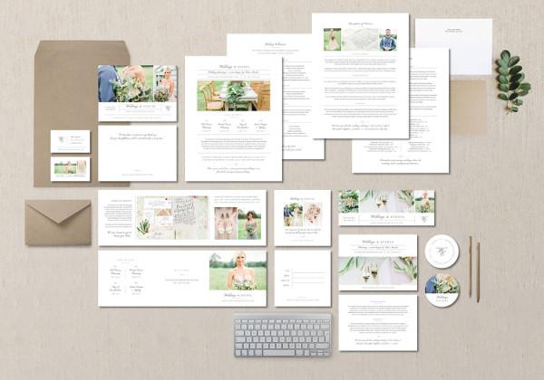Wedding Planner Marketing Templates