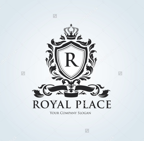 Perfect Royal Place Logo Template