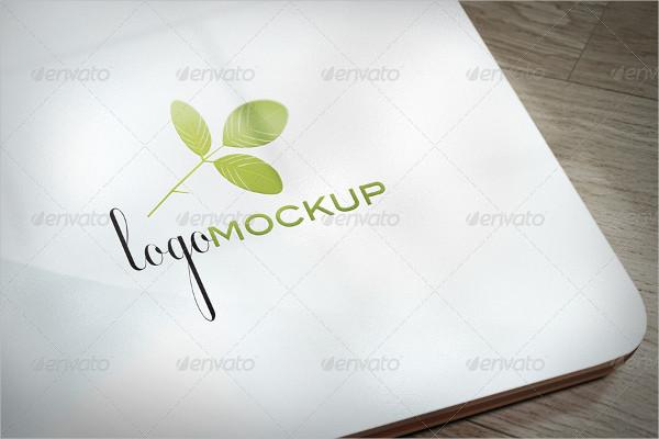 10 Logo Mockups