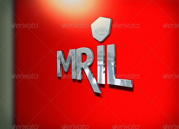 12 Corporate Logo Mockups