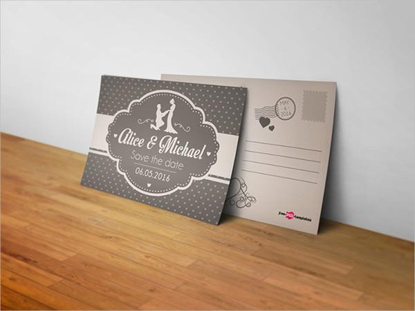 5 Free Postcard Mock-Ups