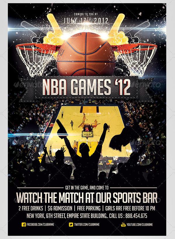 31 Sports Flyer Templates Free Premium Download