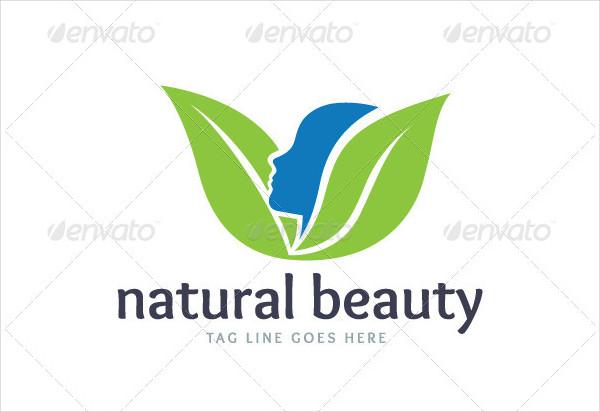 Beauty Care Logo Template