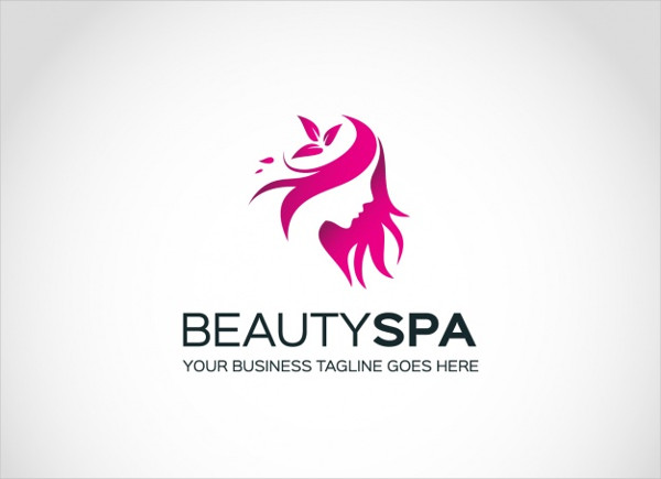 Free Beauty Spa Logo Template