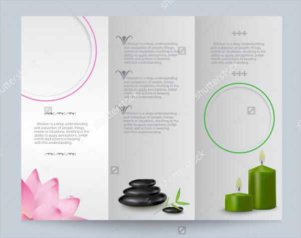 Beauty Spa & Salon Brochure Template