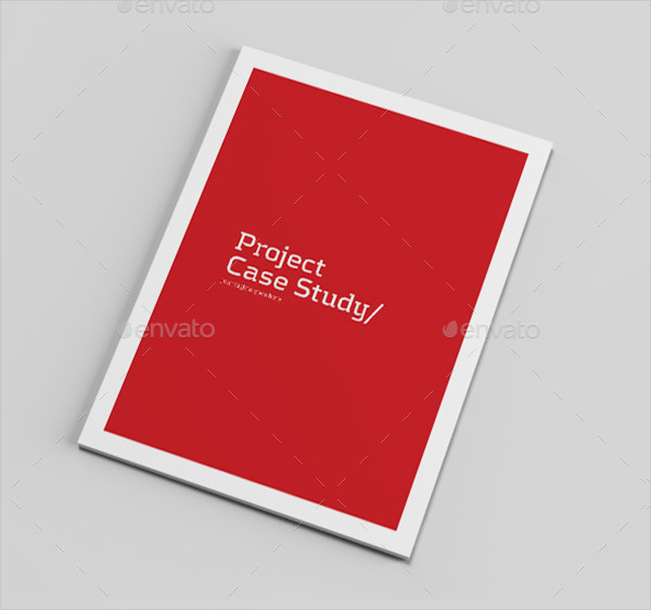Case Study Booklet Templates