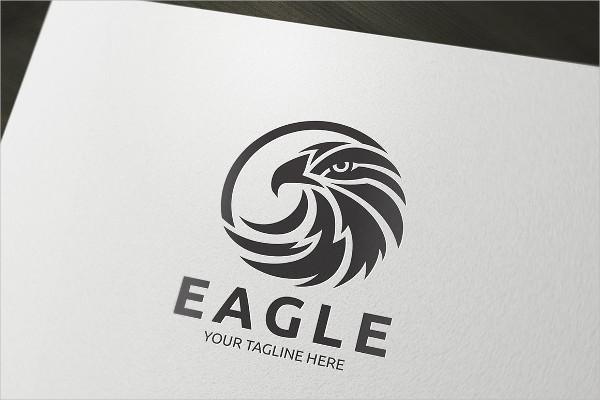 Classy Eagle Logo Template