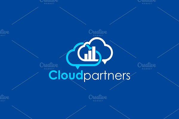 Cloud Partner Logo Template