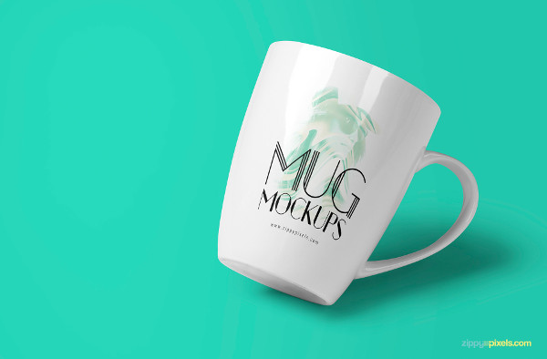 Coffee Cup Mock Up Free PSD
