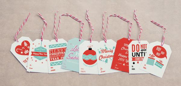 9 Printable Gift Tags Templates