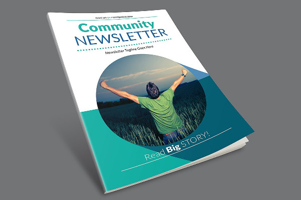Community Newsletter Template