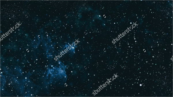 Animated Outer Space Background