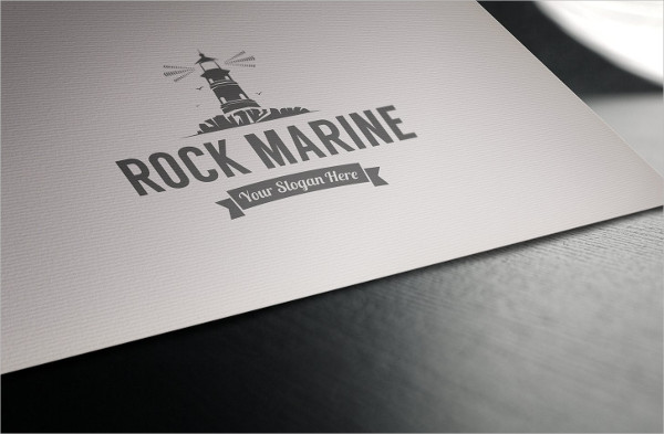 Elegant Logo Mock-Up