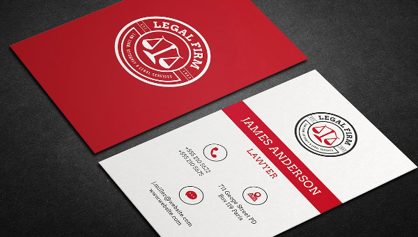 23 lawyer business card templates free premium download no matter which business you own if you want to take your business to great heights you have to make sure that there is no stone left unturned as far as wajeb Image collections