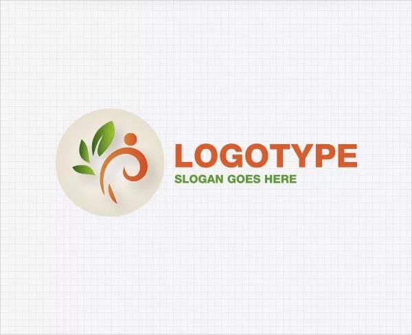 Free Beauty Element Logo