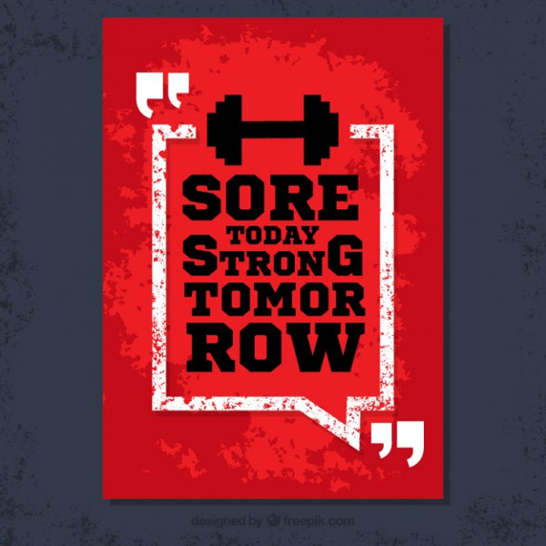 Motivational Fitness Posters Free Download