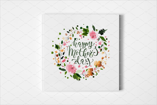 Happy Mother's Day Card Template