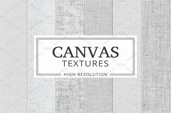 Canvas High Resolution Textures